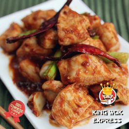 Chicken kingwok express