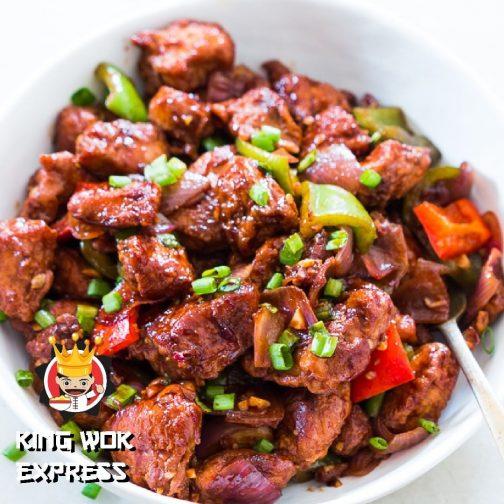 Kingwok express beef