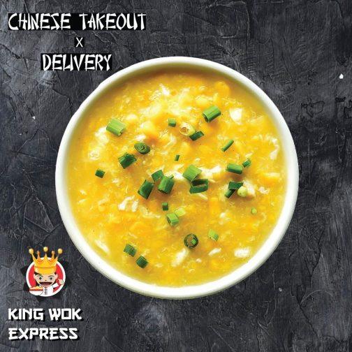 Chicken Soup in Corn - Kingwok